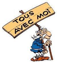 La Vénérable et Gélaste Association des Amis de Léo Campion et le P.H.A.R.E dans Chaine d'union 207575_136559753082631_5426187_n