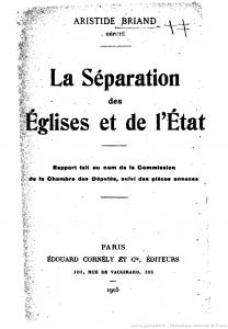 séparation E.E